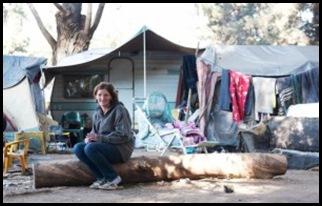 Afrikaner poor Coronation Park camp Krugersdorp Pic Willem de Lange Aug 2010