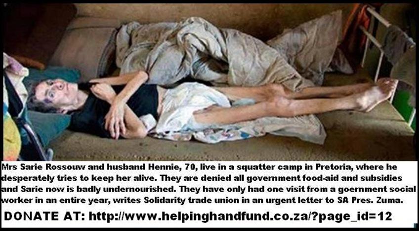 AfrikanerStarvingSarieRossouwSolidarityReportToZumaAug2010_