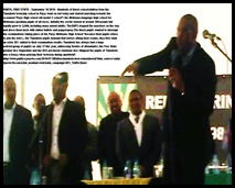 Tumahole Parys activist pupils try to attack Afrikaans- high school Sept 12 2010