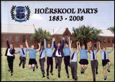 Parys Afrikaans High School publicity pic