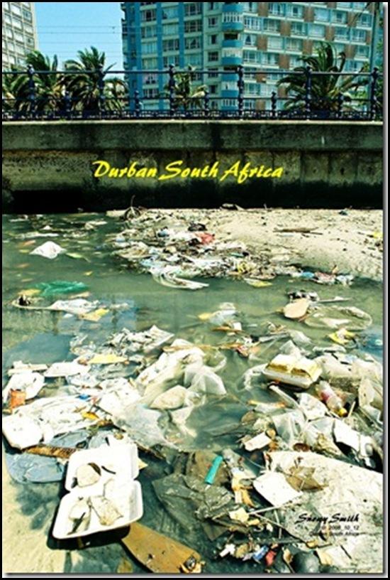 Durban river outlet into Indian Ocean Snowy Smith photographer environmentalist DeathOfDurban_blog