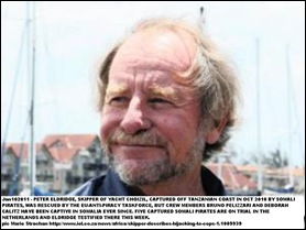 Eldridge Peter SA yacht Choizil pirates Somali crew Bruno Pelizzari _Deborah Calitz captiveJan102011