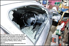 De Jager Doris murdered court stenographer car she was executed