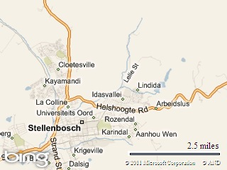 Alberto Costa, 44, was murdered Feb172011 at his farm 500m away from Kayamandi township and the highway into Stellenbosch by two black intruders.