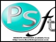 Boer Entrepreneur WEB DESIGNER AD