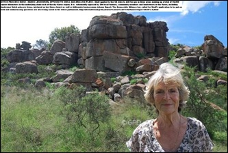 SHELL GAS DRILLING IN KAROO OPPOSED BY DUTCH PRINCESS IRENE SISTER OF DUTCH QUEEN BEATRIX