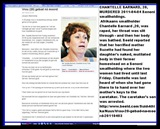 Barnard Chantelle 20 raped throat slit and then bathed Benoni AH Apr22011