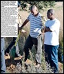 Jacobs Florenda executed torched teller Olifantsfontein Vereeniging RustTenVaal Apr262011