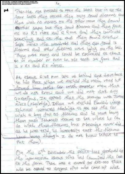 VOLLER BILL MURDER DESCRIBED BY MURDERER LETTER_PAGE4
