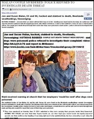 MALAN couple murder HNP launches anti ANC business boycot
