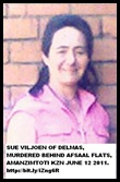 Viljoen Sue of Delmas murdered Amanzimtoti Afsaal flatsJune122011