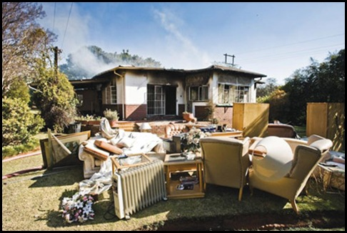 VanDenBergPiet murdered TORCHED HOME JULY 2009 CULLINAN farm