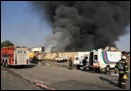 GERMISTON FACTORY UP IN SMOKE Sept 12 2011 journo Shannon Penny
