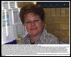 Odendaal Janet executed April262011 Kempton Park cop histrial on Nov26 Alberton