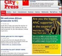 ANC PRO NEWS MEDIA CITY PRESS ADVERT