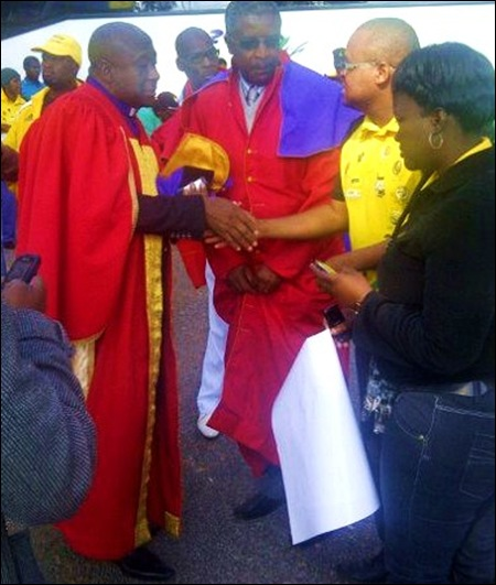ANC HATE SPEECH ZUMASPEAR MARCH MAY 29 2012 GOODMAN ZIONIST CHURCH LEADERWHO CALLED FOR MURRAY TO BE STONED