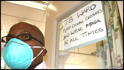 TUBERCULOSIS MDR WARD ZITHULELE HOSPITAL EAST CAPE VOICE AMERICA ARTICLE JULY 2012