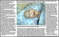 Johnson Jeanette Afrik Dementia sufferer BEATEN TO DEATH OCT122012 WATERVAL BOVEN HOSPITAL