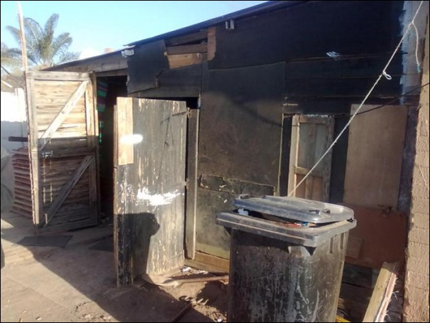 Afrikaner poor evicted from their traditional cultural surroundings in Anc ETHNIC CLEANSING CAMPAIGN