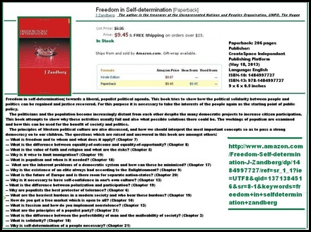 ZandbergJunpoFreedomInSelfDeterminationBook