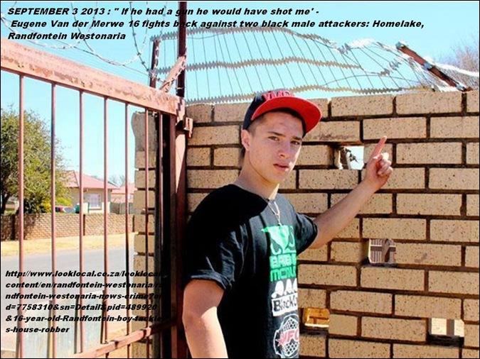 VanderMerweEugeneRandfonteinFightsBackPicture