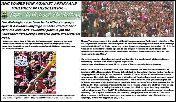AfrikaansVolksskoolHeidelbergSAundersiegeByANChatersOct72013