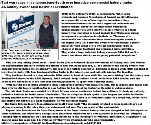 IndianBakeryTurfWarOneBakeryOwnerDeadMotherInjuredJohannesburgSouthOct62013Rapport